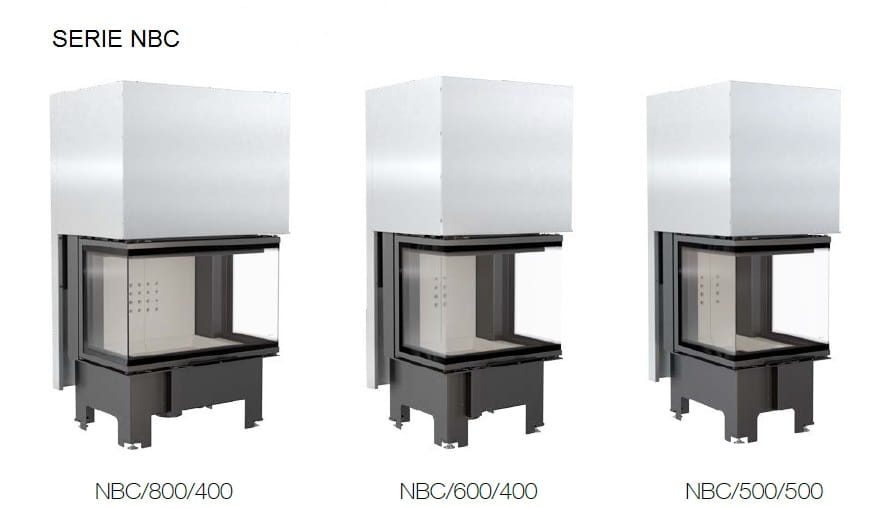 kamineinsatz nbc 8 kw u eckkamin links rechts hebet r guillotine bauart 1. Black Bedroom Furniture Sets. Home Design Ideas