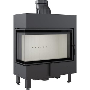 LUCY 14 L/BS  - (14kW)  Verglasung links